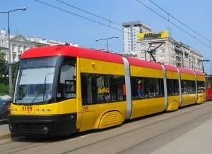 Dispozitivele TERRATEST sunt utilizate la construcţia liniei de tramvai din Varşovia